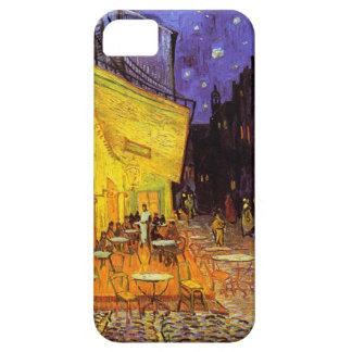 Vincent Van Gogh Cafe Terrace At Night Fine Art iPhone SE/5/5s Case