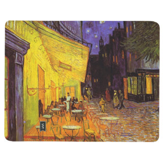Vincent Van Gogh Cafe Terrace At Night Fine Art Journal