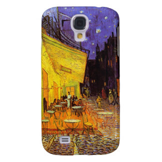 Vincent Van Gogh Cafe Terrace At Night Fine Art Samsung S4 Case
