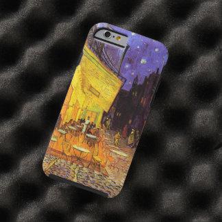 Vincent Van Gogh Cafe Terrace At Night Fine Art Tough iPhone 6 Case