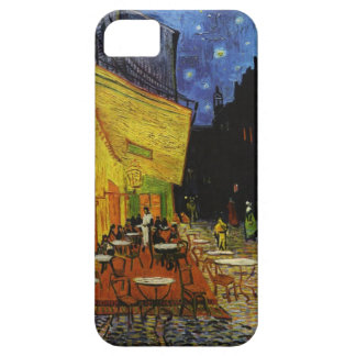 Vincent Van Gogh Cafe Terrace At Night iPhone 5 Cases