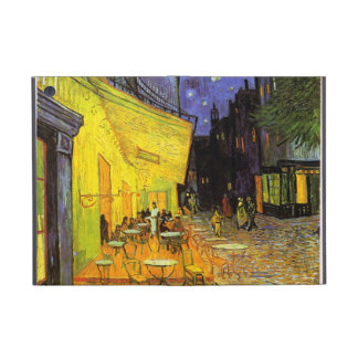 Vincent Van Gogh Cafe Terrace At Night Vintage Art iPad Mini Covers