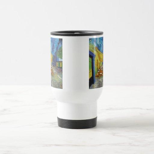 Vincent Van Gogh - Cafe Terrace Coffee Mug