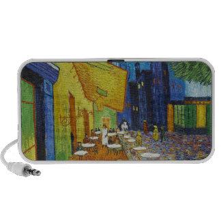 Vincent Van Gogh - Cafe Terrace Mp3 Speakers