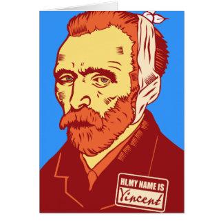 Vincent Van Gogh Card