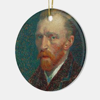 Vincent van Gogh Ceramic Ornament