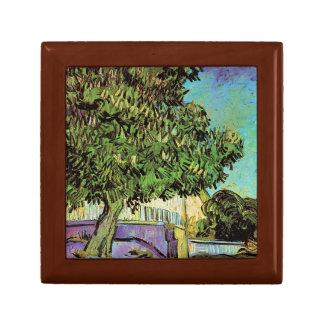 Vincent Van Gogh - Chestnut Tree in Blossom Gift Box
