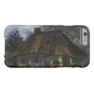 Vincent van Gogh - cortijo en Nuenen Funda Barely There iPhone 6