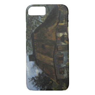 Vincent van Gogh - cortijo en Nuenen Funda iPhone 7
