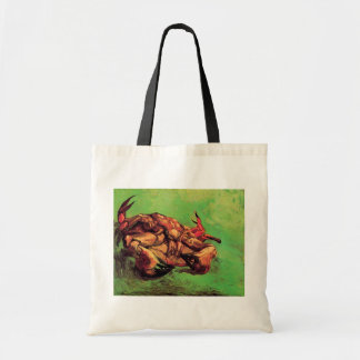Vincent Van Gogh - Crab On Its Back Fine Art Tote Bag