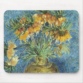 Vincent van Gogh | Crown Imperial Fritillaries Mouse Pad