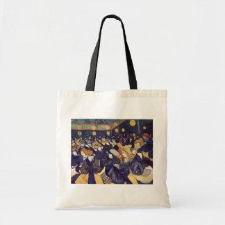 Vincent Van Gogh - Dance Hall In Arles Tote Bag