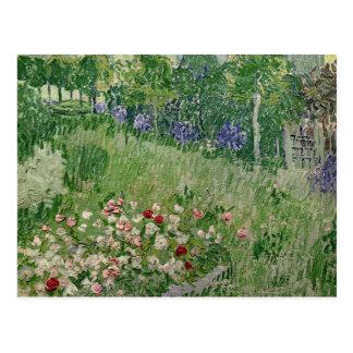 Vincent van Gogh | Daubigny's garden, 1890 Postcard