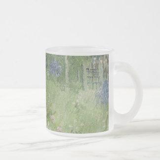 Vincent van Gogh - Daubigny's garden 10 Oz Frosted Glass Coffee Mug