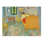 Vincent van Gogh dormitorio del   Van Gogh en Tarjeta Postal