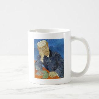 Vincent van Gogh - Dr Paul Gachet Coffee Mug