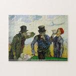 Vincent van Gogh - el rompecabezas de los bebedore