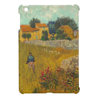Vincent van Gogh | Farmhouse in Provence, 1888 iPad Mini Cases