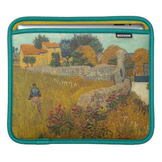 Vincent van Gogh | Farmhouse in Provence, 1888 iPad Sleeve