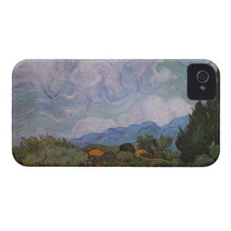 Vincent Van Gogh Fine Art iPhone 4 Case Template