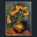 "Vincent van Gogh Fine Art Postcard<br><div class=""desc"">This image is available to the public domain because its copyright has expired!</div>"
