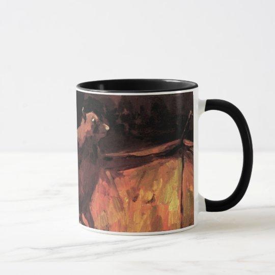 Vincent Van Gogh - Flying Fox - Halloween Fine Art Mug