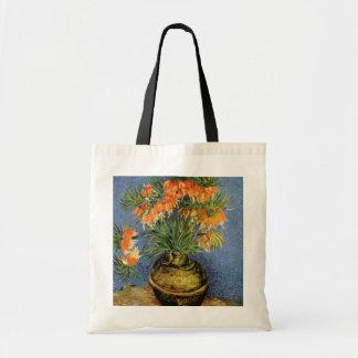 Vincent van Gogh - Fritillaries en un florero de c Bolsa