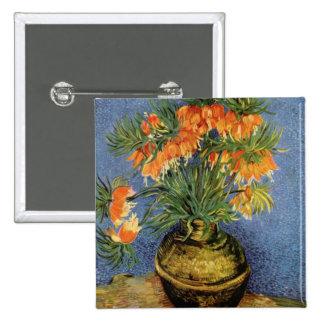 Vincent van Gogh - Fritillaries en un florero de c Pin
