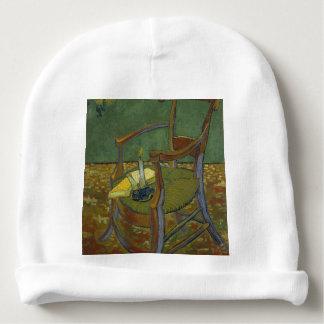 Vincent Van Gogh - Gauguin's Armchair painting Baby Beanie