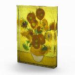 Vincent van Gogh - girasoles del florero 12