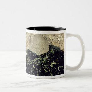 Vincent van Gogh | Graves, Vincent, Theo van Gogh Two-Tone Coffee Mug