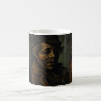 Vincent Van Gogh Head Of A Peasant Coffee Mug