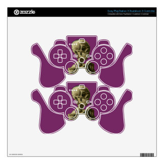 Vincent van Gogh Head Smoke you will join Me Gifts Skin For PS3 Controller