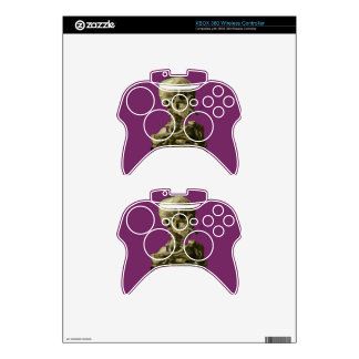 Vincent van Gogh Head Smoke you will join Me Gifts Xbox 360 Controller Skin