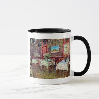 Vincent Van Gogh - Interior Of A Restaurant Mug