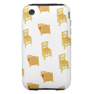 Vincent Van Gogh iPhone 3 Tough Cover