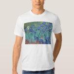 Vincent van Gogh - iris Playera