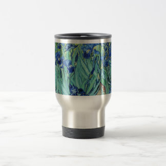 Vincent van Gogh Irises 15 Oz Stainless Steel Travel Mug