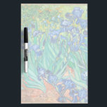 "VINCENT VAN GOGH - Irises 1889 Dry-Erase Board<br><div class=""desc"">VINCENT VAN GOGH - Irises 1889