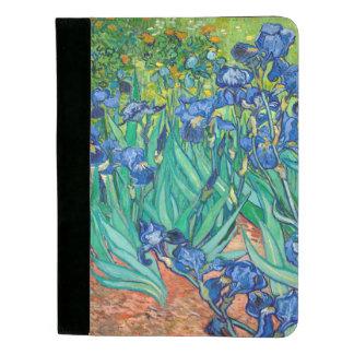 VINCENT VAN GOGH - Irises 1889 Padfolio