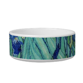 Vincent van Gogh Irises. Bowl