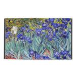 Vincent Van Gogh Irises Floral Vintage Fine Art iPad Covers