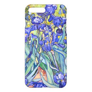 Vincent Van Gogh Irises Floral Vintage Fine Art iPhone 7 Plus Case