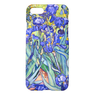 Vincent Van Gogh Irises Floral Vintage Fine Art iPhone 8/7 Case