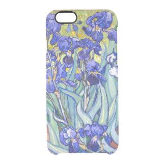 Vincent Van Gogh Irises Floral Vintage Fine Art Uncommon Clearly™ Deflector iPhone 6 Case