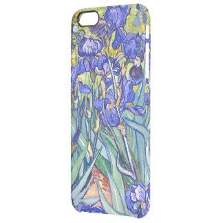 Vincent Van Gogh Irises Floral Vintage Fine Art Uncommon Clearly™ Deflector iPhone 6 Plus Case