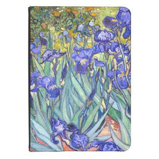 Vincent Van Gogh Irises Floral Vintage Fine Art Kindle Cover