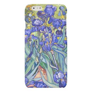 Vincent Van Gogh Irises Floral Vintage Fine Art Matte iPhone 6 Case