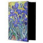 Vincent Van Gogh Irises Floral Vintage Fine Art Powis iPad Air 2 Case