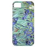 "Vincent Van Gogh ""Irises"" iPhone 5 Cases"